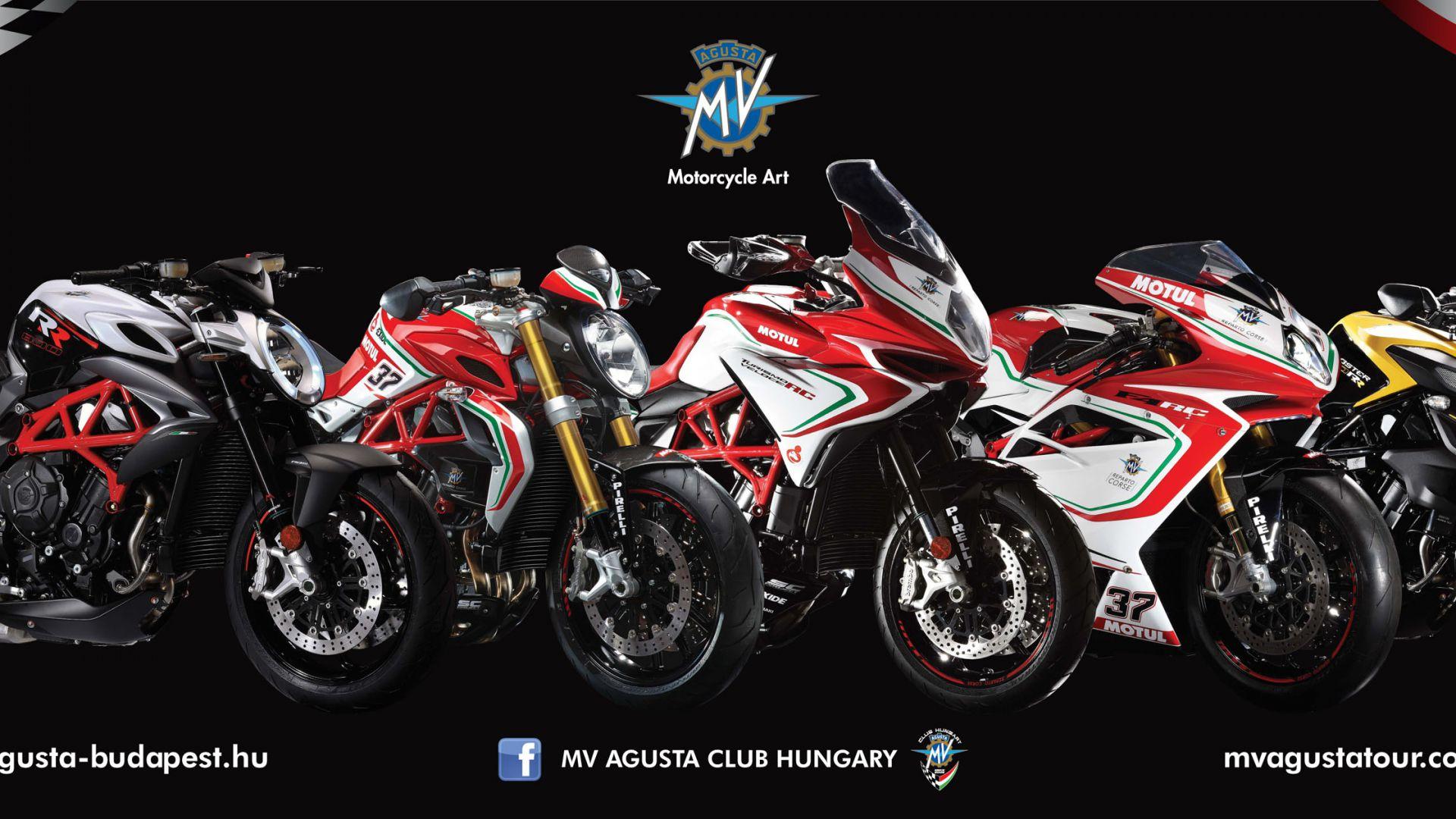MV Agusta Magyarország!