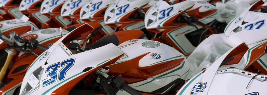MV Agusta, a kézműves csoda! - VIDEÓ