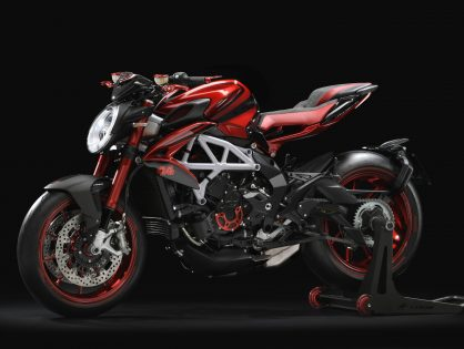 "Brutale 800 RR LH44 ""Naked Perfection"" by Lewis Hamilton"