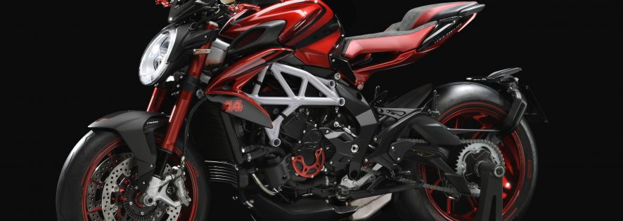 """Brutale 800 RR LH44 """"Naked Perfection"""" by Lewis Hamilton"""