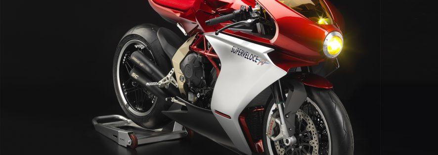 Superveloce 800 Serie Oro - A legújabb limitált szériás MV Agusta!