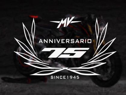 75 éves MV Agusta party Varesében!