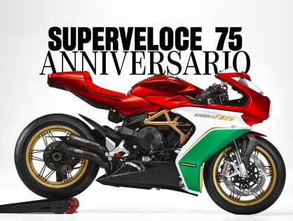 Superveloce 800 75th Anniversary